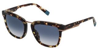 Sunglasses Furla SFU 230 Brown 0714