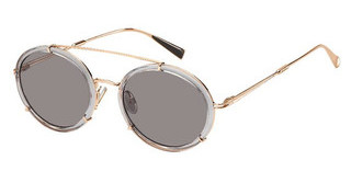 Max Mara MM WIRE I 2F7/IR GREYGOLD GREY