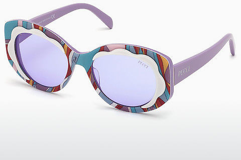 Ophthalmic Glasses Emilio Pucci EP0136 80S