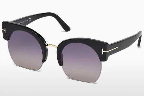 Lunettes de soleil Tom Ford Savannah (FT0552 01B)