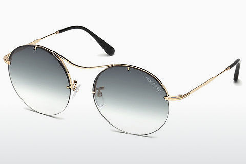 Ophthalmic Glasses Tom Ford Veronique-02 (FT0565 28B)