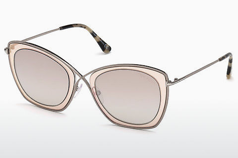 Lunettes de soleil Tom Ford India-02 (FT0605 47G)