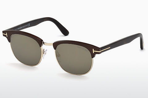 Lunettes de soleil Tom Ford Laurent-02 (FT0623 49C)