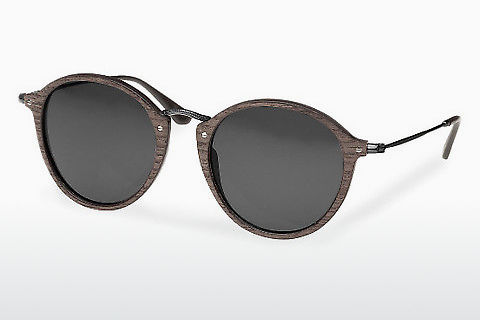 Lunettes de soleil Wood Fellas Nymphenburg (10760 walnut/green)